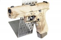 APS Metal Slide Action Combat Pistol (ACP) CO2 GBB (Nomad)