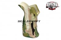 G&P I.A. Slim Ergonomic Pistol Grip For M4/M16 AEG (Multicam) GP-COP001-MC