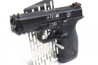 JRAK AETi Custom M&P9 GBB Pistol (Black)