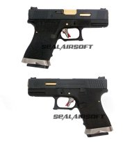 WE GBB Pistol Force Series - G19 T1