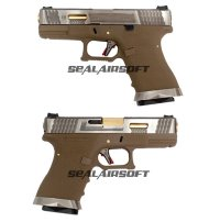 WE GBB Pistol Force Series - G19 T4