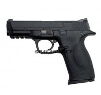 WE M&P BIG BIRD GBB Pistol (Black)