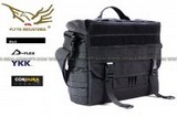 FLYYE Tactical Dispatch Shoulder Bag (Large / Black) FY-BG-G024-L-BK